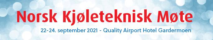 Norsk Kjøleteknisk Møte 2021